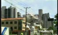 Implosão de Edifício Berrini