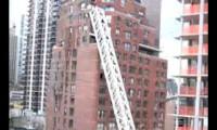 Colapso Grua em Manhattan
