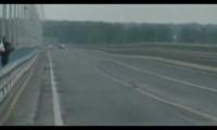 Movimento do tabuleiro de ponte sobre o Volga