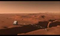 Construção de Ponte no Planeta Marte