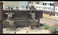 Betonagem no Mali