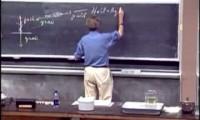 Curso de Física do MIT - Aula 5