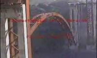 Efeito de Túnel de Vento em Ponte