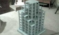 Modelo de Implosão de Arranha-céus