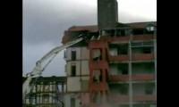 Demolição de Edifício em Lisboa