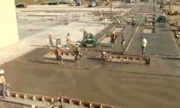 Alisador de Betão Ataca Operários de Construção Civil