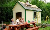 Como Construir um Barracão de Jardim
