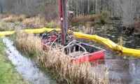 Equipamento para Prospecção em Zonas Pantanosas