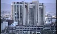 Implosão Hotel Las Vegas