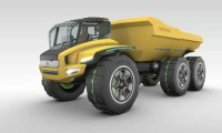 Centaur – O Dumper Futurístico da Volvo