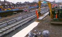 Processo de Construção de uma Linha Ferroviária