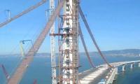 Time Lapse da Construção da Oakland Bay Bridge