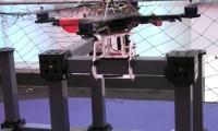 Construção civil com robôs quadrotores