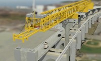 Elevação do Tabuleiro da Ponte de Bayonne
