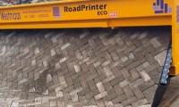 O engenhoso equipamento de construção de estradas RPS6 RoadPrinter