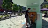 Gyken Desenvolve Estacionamento Robotizado de Bicicletas
