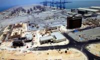 A execução da ilha-porto de Abu Dhabi