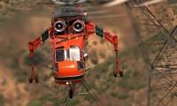 Utilização de Helicópteros Pesados na Construção