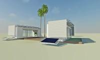 Casa Dinâmica Expansível de 55 para 167 metros quadrados