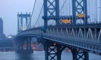 Movimentos do Tabuleiro da Ponte de Manhattan