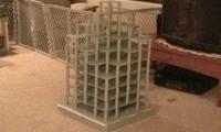 Modelo de Implosão de Edifício