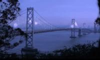 Iluminação da Ponte de São Francisco com 25 mil LED