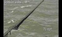 Colapso de Ponte por Acção do Vento