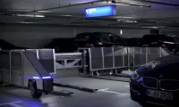 Sistema de Parqueamento Robótico Serva