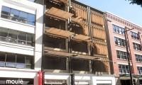 Proteção Solar Mecânica de Fachadas