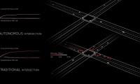 MIT cria interseções rodoviárias automatizadas