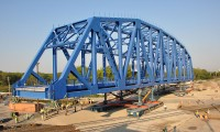 Transporte de Ponte com 2000 Toneladas