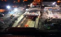 Reconstrução de Viaduto Ferroviário em Time Lapse