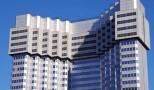 O Edifício Japonês que Encolhe Diariamente