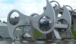 Roda de Falkirk - Um Extraordinário Elevador Rotativo