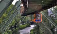 Uma Viagem no Comboio Suspenso de Wuppertal